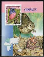 CAMBODGE - 2000 - BLOC N° 173  Oblitéré - OISEAUX - Cambodge