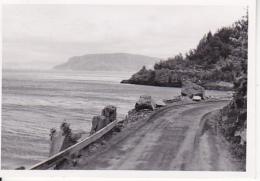 Foto Am Trondheim-Fjord - Norwegen - Ca. 1940 - 8*5,5cm (25555) - Orte