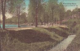 Genval-les-Eaux - L'Argentine Au Bord Du Lac (colorisée, Edition Belge, 1929)