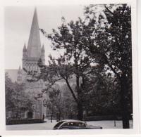 Foto Trondheim - Dom - Norwegen - Ca. 1940 - 5,5*5,5cm (25559) - Orte