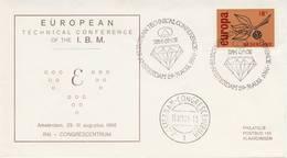 Trompet Envelop Nr. S5 (1966) - Period 1949-1980 (Juliana)