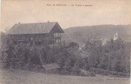 Parc De Genval - Le Trefle à Quatre (café Restaurant, Photo Beyens, 1913) - Rixensart