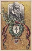 Karte Turnvater Jahn Vom Dt. Schulverein Wien Color Gelaufen 1909 Ansehen !!!!!!!!!!!! - Ansichtskarten