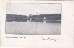 Genval-les-Eaux - Le Lac (voiliers, Précurseur, 1904) - Rixensart