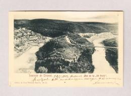 AK Bulgarien TIRNOVO - Vue De La Ste Forêt Exp. 1902 - Photo Jvan Wladoff - Bulgarie