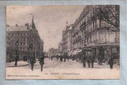 CPA - Belfort (90) - 180. Le Boulevard Carnot - Belfort - Ville