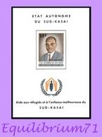 BL1** ND/Ong - Effigie A.D Kalonji - SUD KASAI - South-Kasaï