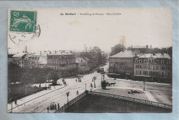 CPA - Belfort (90) - 19. Faubourg De France - Place Corbis - Belfort - Ville