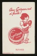 Buvard - GRISON - De Luxe (1) - G
