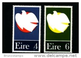IRELAND/EIRE - 1972  THE PATRIOT DEAD  SET  MINT NH - 1949-... Repubblica D'Irlanda