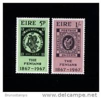 IRELAND/EIRE - 1967  FENIAN RISING  SET MINT NH - 1949-... Repubblica D'Irlanda
