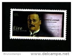 IRELAND/EIRE - 2005  A. GRIFFITH  MINT NH - 1949-... Repubblica D'Irlanda