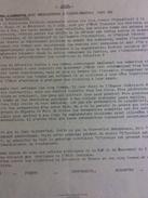 Tract Du Collectif Contre Les Extraditions : 5 Femmes Allemandes Emprisonnées à Fleyry Merogis (Fraction Armée Rouge) - Unclassified