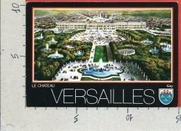 CARTOLINA VG FRANCIA - VERSAILLES - Castello - Chateau - 10 X 15 - ANN. 1990 - Versailles (Castello)