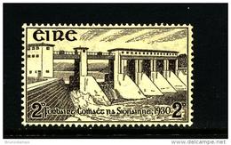 IRELAND/EIRE - 1930  SHANNON  MINT NH - 1922-37 Stato Libero D'Irlanda