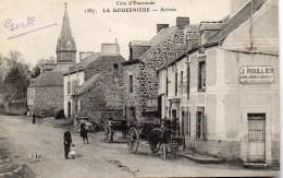 LA GOUESNIERE - Arrivée - France