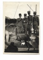 FOTO MILITARI ITALIANI ANNO 1922 - War, Military