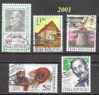 République Tchèque - Lot 15 - Oblitérés - Gebraucht