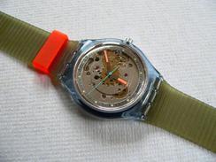 Swatch BLUE MATIC - Orologi Da Polso