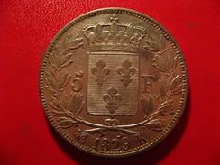 France - 5 Francs 1829 K Bordeaux Charles X 9455 - France