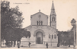 G , Cp , 94 , CHARENTON , L'Église - Autres Communes