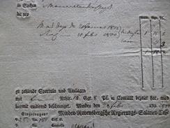 Roulage Diligence 1800 En Allemand - Transports