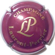 Laurent Perrier N°47a, Violet Foncé, Lettres épaisses - Champagne