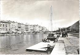 CPSM 34 - Sète - Les Quais - Sete (Cette)