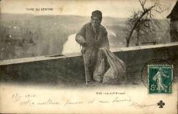 JUDAÏSME - Carte Postale Du Juif Errant En Auvergne En 1910 - A Voir - L 5204 - Judaisme