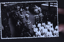 CHALONS SUR SAONE CAVALCADE   PHOTO CARTE    ORIGINALE - Chalon Sur Saone