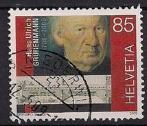 2009 Schweiz Mi. 2096  Used   300. Geburtstag Von Hans Ulrich Grubenmann. - Used Stamps