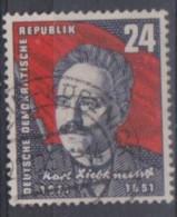 N° 294  MU  GEST. - Used Stamps