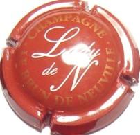 Le Brun De Neuville N°16, Cuvée Lady De N, Bordeaux, Or & Blanc - Champagne