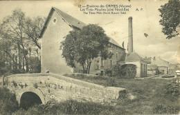 86  ENVIRONS DES ORMES - LES TROIS MOULINS (ref 26805) - Autres Communes