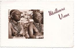 CAMEROUN - Femmes Aux Seins Nus - Centrafricaine (République)