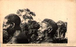 Malawi - Afrique Centrale - Nyasaland - Vicariat Apostolique Du Shiré - Vieillards, Chefs Angonis - Malawi