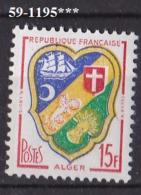 FRANCE ANNEE 1959 N°  1195  NEUF*** - France