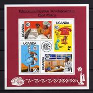 1976 - Uganda - Sc. 150a  - MNH - UG-164 - Uganda (1962-...)
