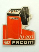 PIN'S FACOM - EQUILIBREUR DE ROUE U 207 - Merken