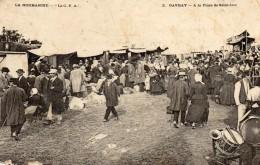 CPA -  GAVRAY  (50)   A La Foire De Saint - Luc - Other Municipalities