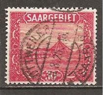 Saargebiet 1922 // Mi. 90 O (028..288) - Gebruikt