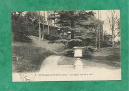 Saint-Leu-La-Forêt (95-Val-d'Oise) Les Beaux Sites De La Forêt 2 Scans - Saint Leu La Foret