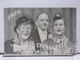 LOT N° 138 - CIRQUE - 5 CARTES - Cirque