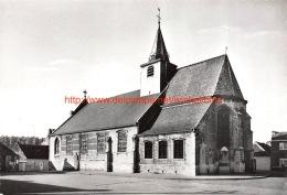 Sint-Maartenskerk Denderbelle - Lebbeke
