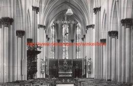 Binnenzicht Der Kerk Rumst - Rumst