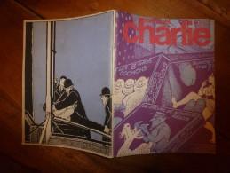 Août 1976 CHARLIE MENSUEL :« Journal Plein D'humour Et De Bandes Dessinées, » - Wolinski