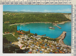 TRIESTE SISTIANA VEDUTA GOLFO E CAMPING - Trieste