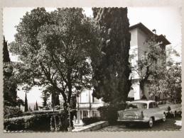 Hansa 1100, Ford 17M P2, Pension Villa Bellaria, Gardone Riviera - Voitures De Tourisme