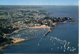 N°51594 GF-cpsm Saint Quay Portrieux Port Vue Generale - Saint-Quay-Portrieux
