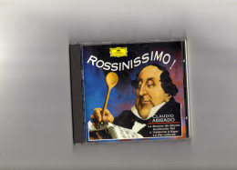 Cd ROSSINISSIMO CLAUDE ABBADO - Klassik